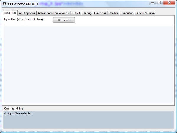 Extracting closed captions from a DVD step by step tutorial